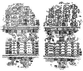 Paris Codex Showing Constellations Animals