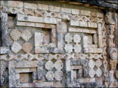Temple Panel Uxmal