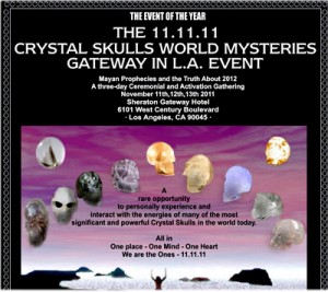 Crystal Skulls Event - Los Angeles