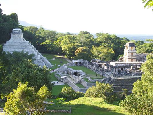 Palenque site