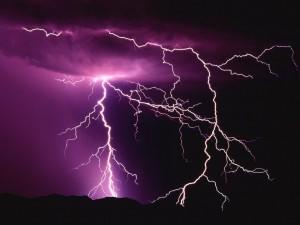 Cauac the storm