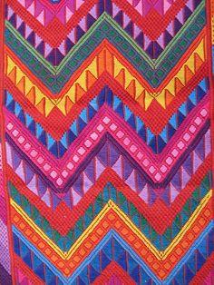 Woven fabric Guatemala